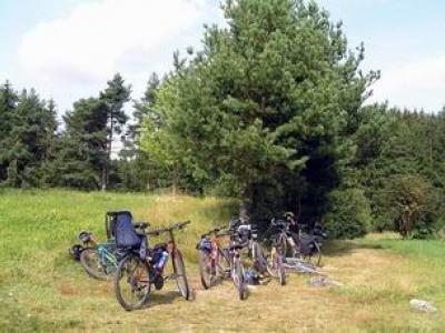 Slavonice a okolí, turistika, cykloturistika